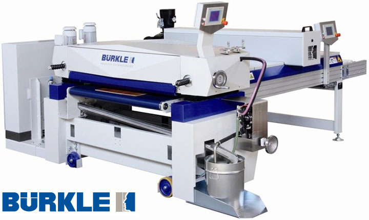 burkle uv liquid laminator