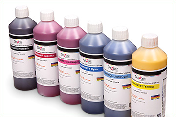 Nazdar Dye-Sublimation Inks for Textile Printing